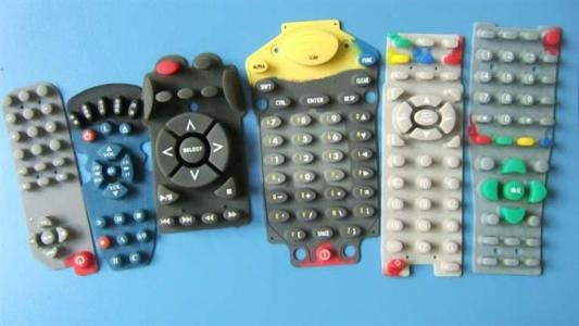 硅胶模压按键