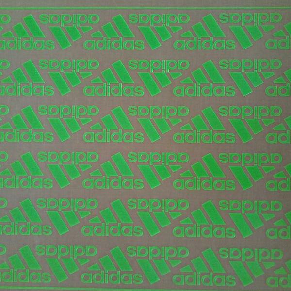 硅胶商标转印